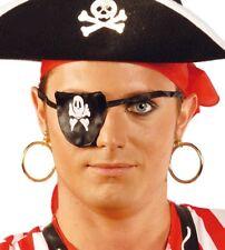 Orecchini a cerchio anelli per orecchie travestimento pirata