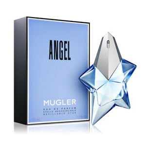 Thierry Mugler Angel Refillable 50ml EDP Spray Retail Boxed Sealed