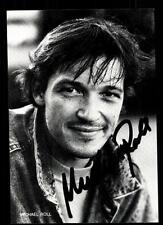 Michael Roll Autogrammkarte Original Signiert # BC 57831