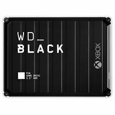 WD Black P10 5TB External Gaming Hard Drive for Microsoft Xbox One