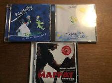 Peter Maffay [3 CD Alben] Tattoos + TABALUGA Leuchtende Schweigen + Freundschaft