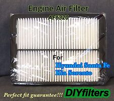 AF6320 ENGINE AIR FILTER FOR 2013-2016 HYUNDAI SANTA FE 2014-2015 KIA SORENTO