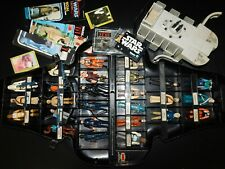 ~VTG~1977~1980~1981~Kenner~Star~Wars~Case~action~figure~weapons~blaster~lot~