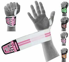 EMRAH Ladies Weight Lifting Wrist Wraps Womens Hand Support Gym Straps Brace