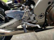Rearsets Riser Plates 2000 2001 Honda CBR929RR CBR929 CBR 929  LIFE WARRANTY