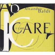 ALEANDRO BALDI - I care - CDs SINGLE 2002 SIGILLATO SEALED