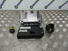 Renault Trafic II / Vivaro I 01-14 ECU Immobilizer Kit BCM Fob 2.0 DCI M9R782