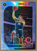 GARY HARRIS - Nuggets - TRUE SILVER PRIZM 🔥💎 2019-20 NBA Hoops Premium Stock