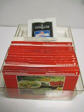 Vintage Great American Recipes Crads & Box @ 6 1/2 Pounds of Cards