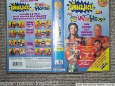 WWF Wrestling VHS The Lumberjacks are In Your House deutsch WWE WCW AWA TNA ECW