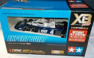 Tamiya 1/10 Tyrrell P34 1977 Monaco GP F103 Six Wheeler Pre-Painted RC Car 47428