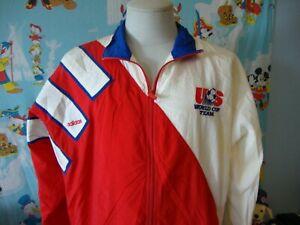 Vintage 90's US World Cup Team Adidas 1994 Windbreaker Track Jacket M