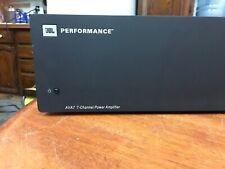 jbl Ava7 amplifier 7 Channel