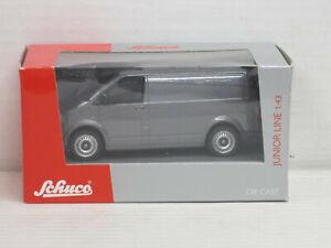 VW T5 Transporter in graumetallic, Schuco, OVP, 1:43