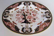 "Royal Crown Derby ""Imari Kings"" 13.5"" Platter"