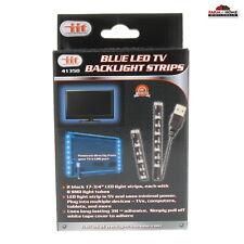 """Blue LED TV Backlight Strips 17.75"""" ~ New"""