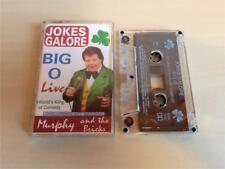 JOKES GALORE BIG O LIVE - Cassette - RBC 515 - SHARPE - VGC