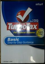 2008 Intuit TurboTax For Federal Returns Basic Step-by-Step Guidance