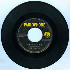 Philippines THE BEATLES Yesterday 45 rpm Record