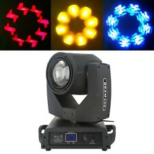 5R 200W Stage Light DMX512 Zoom Beam Moving Head Light Gobo Beam Spot Dimmable