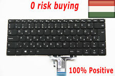 For Lenovo Yoga 510-14AST 510-14ISK 710-14ISK Keyboard Hungarian Magyar Backlit