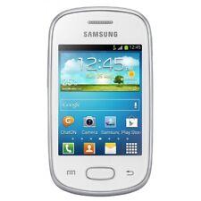 SAMSUNG GALAXY STAR S5280 WHITE ANDROID SMARTPHONE HANDY OHNE VERTRAG 4GB