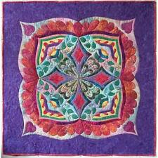 GYPSY DANCE WALL HANGING QUILT QUILTING PATTERN, from Sew Many Visions, *NEW*