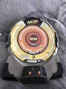 NERF N-STRIKE Tech Target Electronic Target Bullet Dart Board Hasbro 2003