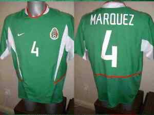 Mexico Marquez Nike Shirt Jersey Football Soccer Adult Large Real Madrid Trikot
