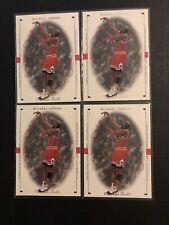 1998/99 Upper Deck SP Authentic Michael Jordan 10 Card Lot