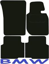 Calidad de lujo a medida Alfombrillas De Coche BMW e36 Coupe 3 serie 1992-1998 ** negro **