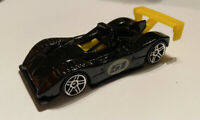 2002 Hotwheels Ferrari 333 SP Black, 5 Pack Release! Mint! Very Rare!