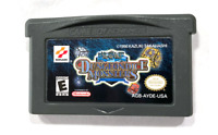 Yu-Gi-Oh Dungeon Dice Monsters Nintendo Game Boy Advance Tested + Working!