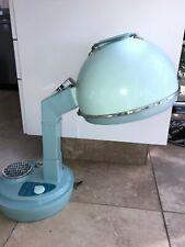 Vintage Lady Schick Consolette Hair Dryer Model 307 Works great! AQUA/BLUE