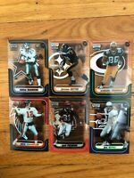 Playoff 1999 lot of 6 Deion Sanders Jerome Bettis Antonio Freeman HOF + EXTRAS!!