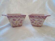 Temp-tations Old World Lilac Ramekins Set of two