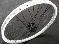 "Halo SAS Front Wheel (26"") Shimano Disc Hub (WHITE) Fully Built (BRAND NEW!)"