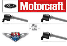 3 Original Motorcraft Ignition Coil DG500 DG513 FD502 Ford Mercury Mazda 3.0L V6