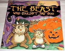 The beast who couldn't say boo (Honey bear books), Agee, Amanda, 1561440485, Boo