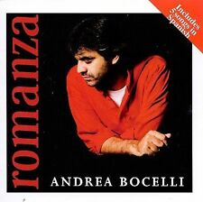 Romanza [Spanish Edition] by Andrea Bocelli (CD) SEALED Free Shipping..