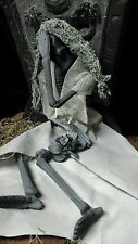 Halloween Skelton Bride Horror Doll Haunted House Horror Prop