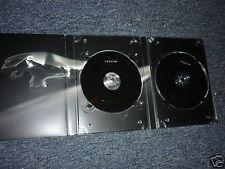 2004 JAGUAR S TYPE XJ XK X TYPE PRESS KIT BROCHURE PACK WITH CD ROM SET RARE