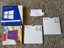Microsoft Windows 8.1 Pro (Professional) Full Retail Package - 32 and 64 bit
