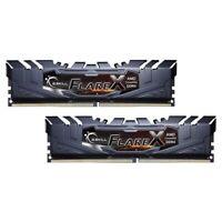 G.Skill Flare X 16GB RAM 2x8GB DDR4 3200MHz CL16 AMD Gaming Desktop PC Memory
