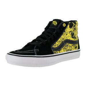 """Vans x Spongebob """"Skate Sk8-Hi"""" Sneakers (Gigliotti) Skate High-Top Shoes"""