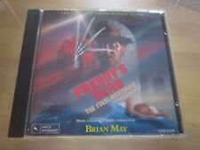 OST ( SOUNDTRACK ) - FREDDY`S DEAD : THE FINAL NIGHTMARE ( BRIAN MAY ) ) - CD