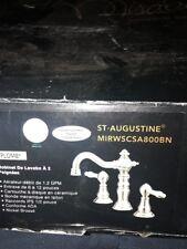 Mirabelle MIRWSCSA800BN St. Augustine 1.2 GPM Deck Mounted Bathroom Faucet