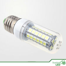 Bombilla Mazorca LED E27 48 SMD 5050 360º Blanco Puro 110 - 220V - Consumo 9W