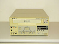 Sony SVO-9500MDP High-End S-VHS Videorecorder, 2 Jahre Garantie