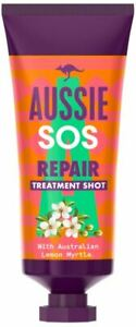 Aussie SOS Treatment Shot Repair 25ml  With Lemon Myrtle Buy 1,2,3,4 Or 5 Shots